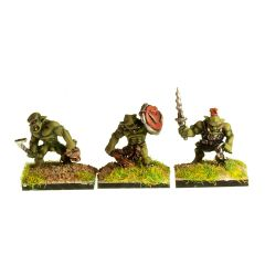 ORC2 Orcs with Hand Weapons