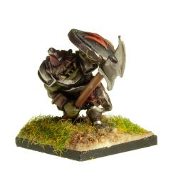 ORC7 Armoured Orcs with Polearms