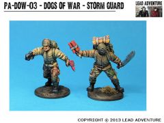 PA-DOW-03 Dogs of War – Storm Guard