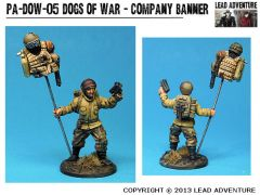 PA-DOW-05 Dogs of War - Company Banner