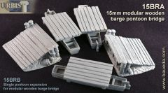 15BRA Modular Barge Bridge