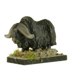 PDN6 Extinct Musk Ox x2
