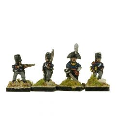 PN107 Prussian Fusiliers, pre-Reform