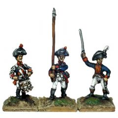 PRU2 Prussian Musketeer Command