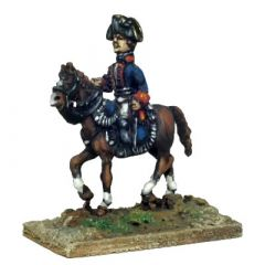 PRU5 Prussian Mounted Officers / Generals