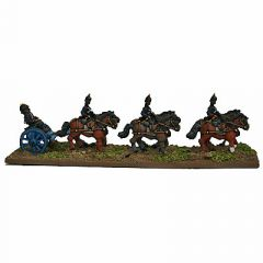 PUG23 Prussian Six-horse Limber and Crew