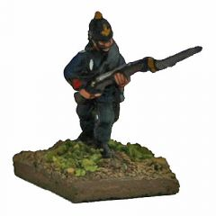 PUG5 Prussian Infantry with Blanket Roll