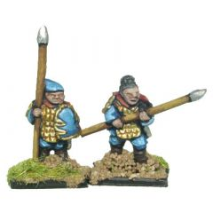 QIN3 Spearmen