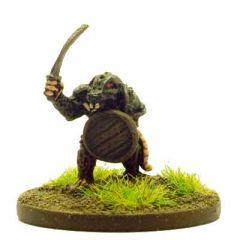 RAT4 Rats with Swords and Shields