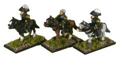 RS501 Russian Mounted Commanders