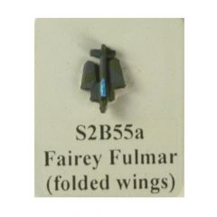 S2B55a Fairey Fulmar, folded wings x5