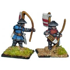 SAM5 Ashigaru with Bows