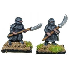 SAM8 Warrior Monks
