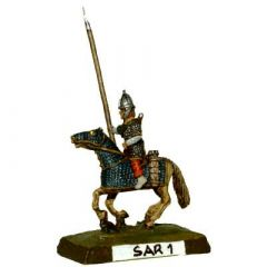 SAR1 Sarmatian Cavalry in Scale Armour with Lances and Bow