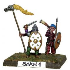 SAXN1 Early Saxon Foot Command