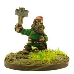 SBB5 Dwarves with Swords, Axes and Halberds