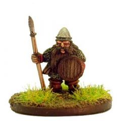 SBB9 Dwarves with Spears and Helmets