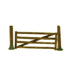 SC5 Wooden Gate and Posts x2