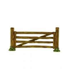 SC5a Wooden Gate and Posts x2 (1 piece casting)