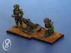 SF 1515 NVL (New Vistula Legion) Mortars x2, Crew x4