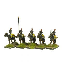 SP401 Spanish Dragoons in Bicorne (Life Guards/Line Cavalry)