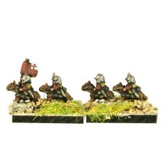 SPM7 Cavalry in Lobster Pot Helmet
