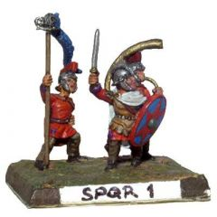 SPQR1 Middle to Late Imperial Roman Foot Command