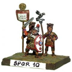 SPQR10 Middle to Late Imperial Roman Legionary Command