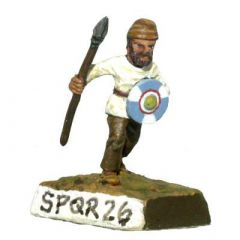 SPQR26 Auxiliary Infantry, late 2nd-4th Century (another pose)