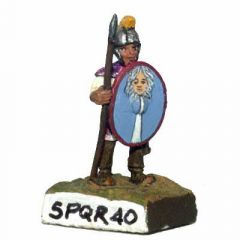 SPQR40 Auxilia Palatina in trousers