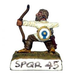 SPQR45 Auxilia Bowmen, bare-headed