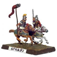 SPQR50 Late Roman Mounted Command