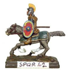SPQR62 Late Roman Equites, separate arm riders