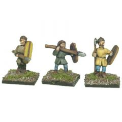 SRM4 Medium Infantry with Swords or Axes