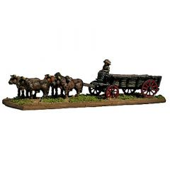 SUL9 Ox Drawn Wagon