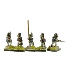 SW103 Swedish Life Guard Infantry