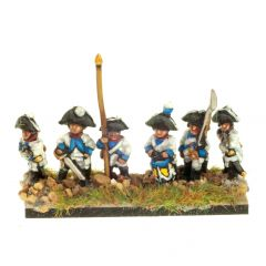 SX101 Saxon Musketeers