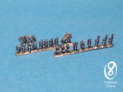 SYW 602 Infantry Command in Tricorne x15