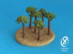 TR 619 Palm Trees, pack # IV