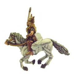 TUS1 Valkyrie Warrior Maidens on Flying Horses