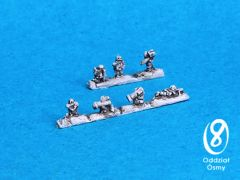 US 6106 US Infantry with Heavy Weapons x15