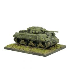 US106 Early Sherman M4A3 75mm