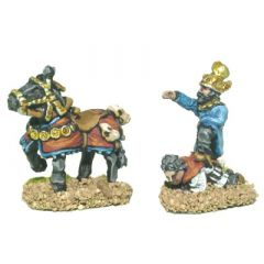 VIG6 Shapur mounting his horse on Valerian