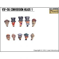 VSF-08 Conversion Heads #1