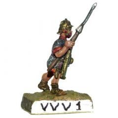 VVV1 Legionary in Mail with Pilum