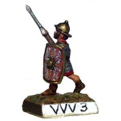 VVV3 Augustan Legionaries with Pilum