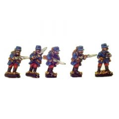 W1F1 French Infantry, advancing (1914)