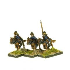 W1F9 French Dragoons with Lance (1914)