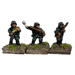 W2G1 Infantry with Rifle and SMG (includes NCOs)