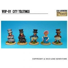 WUP-01 City Tolstings